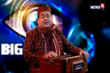 Bhajan Ka  Bigg Boss Entred Bigg Boss With His Real Boss