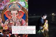 Eco-Friendly Visarjan and Cleaning Beaches Become the New Norm This Ganesh Chaturthi