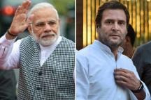 Come Lok Sabha 2019, It Will be Narendra Modi's HAND vs Rahul Gandhi's FADS
