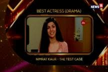News18 iReel Awards: Nimrat Kaur Won the Best Actress Award (Drama)