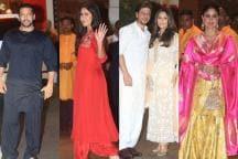 In Pics: SRK, Salman, Kareena & More Celebrate Ganesh Chaturthi at Ambani's Bash