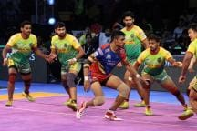 Pro Kabaddi: Patna Pirates Pip UP Yoddha 43-37 in a Close Match
