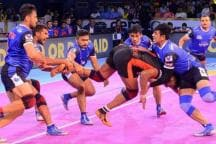 Pro Kabaddi League 2018, Haryana Steelers vs Dabang Delhi, Highlights: As it Happened