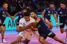 Pro Kabaddi League 2018: Haryana Steelers End Home Leg With Win Over Dabang Delhi