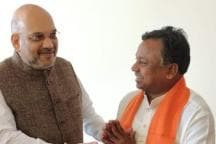 Major Jolt to Congress as Its Chhattisgarh Working President Joins BJP Ahead of Assembly Polls