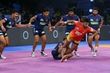 Pro Kabaddi 2018, Haryana Steelers vs Jaipur Pink Panthers: Panthers Beat Steelers 36-33 - As It Happened