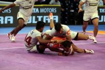 Pro Kabaddi 2018, Haryana Steelers vs Gujarat Fortunegiants Highlights: As it Happened