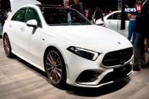 Paris Motor Show 2018: First Look of Mercedes-Benz A-Class Saloon