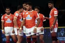 Puneri Paltan vs Gujarat Fortunegiants, Pro Kabaddi 2018: Fortunegiants Beat Paltan 34-28 - As It Happened