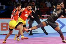 Pro Kabaddi 2018: Gujarat Fortunegiants Register Thrilling Comeback Win Over U Mumba