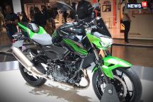 EICMA 2018: First Look of 2019 Kawasaki Z400