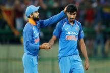 Kohli: I am Lucky to Have Bhuvneshwar and Bumrah as My New Ball Pair