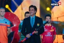 SRK, Madhuri And A.R. Rahman At The Opening Of Hockey World Cup 2018