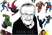 Stan Lee's Creations were Humans First and Superheroes Later