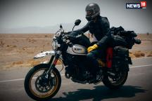 Henry Crew: Around the World on a Ducati Scrambler Desert Sled