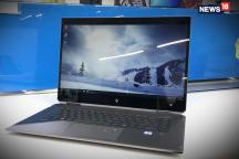 Review: HP ZBook Studio x360 Z5