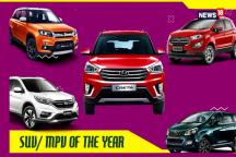 Tech and Auto Awards 2018: SUV/ MPV of the Year