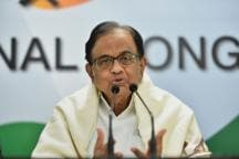 'Invitation a Propaganda Tool': Chidambaram Lashes Out at J&K Governor Amid War of Words Over Rahul Gandhi's Visit