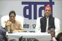 News18 Excerpts: Maya-Akhilesh Historic Press Conference, Both Parties to Contest On 38 Seats Each