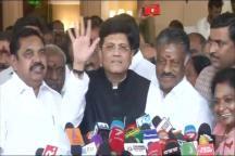 AIADMK, BJP Clinch 'Mega Alliance' in Tamil Nadu; Saffron Party to Contest Five Seats