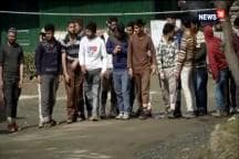 Youth Participate In Army Recruitment Drive In Kashmir's Uri