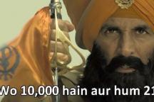 Hilarious Memes Take Over Twitter As Soon As Kesari Trailer Drops