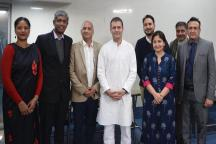 'India is growing, But Where are Jobs? Rahul Asks Centre During Outreach Programme