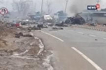 2019's Biggest Terror Attack In Kashmir: CRPF Fears Heavy Casualty
