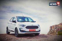 Ford Figo Facelift First Drive Review