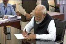 PM Modi Files Nomination from Varanasi as Galaxy of NDA Allies Join in for Mega Show of Strength