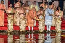 Modi Performed Ganga Aarti in Varanasi Before His Nomination. But What is the Ritual About?