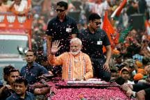 The 2019 Campaign Trail: How PM Modi, Rahul Gandhi Travelled Length & Breadth of India for Votes
