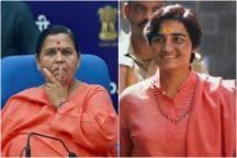 Uma Bharti, Pragya Thakur Among BJP Frontrunners to Take on Digvijaya Singh for Bhopal Seat