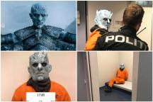 Norwegian Police Arrest the Night King, Tell GoT Fans That Winter is Not Coming