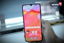 Samsung Galaxy A70 Review: Well Grounded Offering Made For Media Lovers