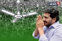 Elections 2019 : YSRCP Sweeps Andhra Pradesh, Jaganmohan Reddy Dethrones Chandrababu Naidu