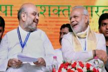 BJP Set to Storm Modi-Shah's Home State as Exit Polls Predict Win on All 26 Seats