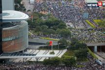 2 Million People Hit Streets in Hong Kong, Demand Lam's Resignation