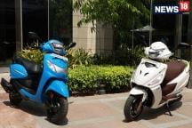 Hero Maestro Edge 125 & Pleasure Plus 110: First Ride Review