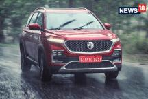 MG Hector Review: Premium SUV with a touch of Technology