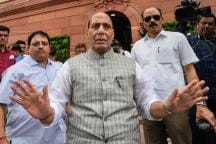 Groundwork for Decisions on J&K Began During Tenure of Previous Govt, Says Rajnath Singh