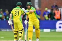 ICC World Cup 2019 | Openers Finch & Warner Continue to Reign Supreme For Australia