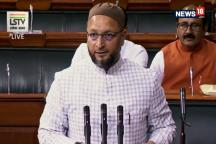BJP MPs Greet Owaisi With 'Jai Shree Ram' Slogans, He Retorts With 'Allahu Akbar' And 'Jai Hind' Slogan