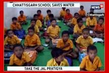 Chattisgarh School Harvesting Waste Water