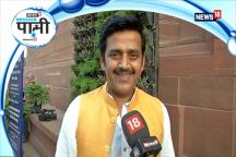 Ravi Kishan Joins News18 Mission Paani Campaign