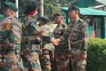 Stay Vigilant to Counter Nefarious Designs of Adversaries, Northern Army Commander Tells Troops in J&K