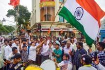 PICS: How India Reacted Over Modi Govt's Move to Revoke Article 370