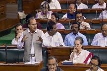 Kashmir Not Internal Matter, Says Adhir Chowdhury; Sonia Gandhi Unhappy With Self-Goal