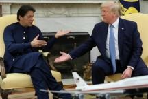 Resolve Tensions Bilaterally, Trump Tells Imran Khan as Pakistan Fails to Muster Global Support on Kashmir