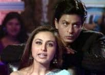 Rani goes 'Bong' on KBC, SRK sings